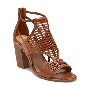 Kerina  Braided Heeled Huarache Sandals - Merona